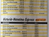 Tofino Bus Schedule